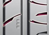 時尚流線花紋溝槽設計